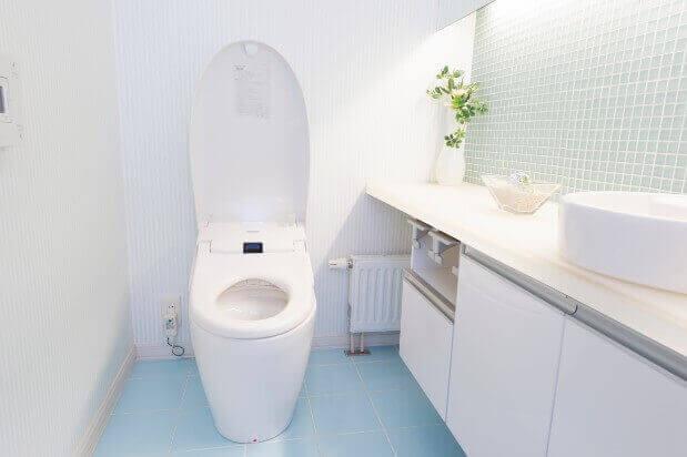 風水の観点からトイレのインテリアについて